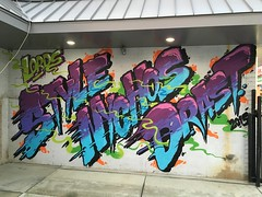 (Great Job) Tags: graffiti style crew lords nychos drast