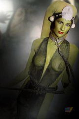Oola (Ms.Mars) Tags: star costume cosplay wars oola twilek lekku