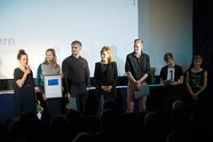 Die FFF Jury vergibt den Foerderpreis an Annelie Boros und Vera Brückner für MARS CLOSER