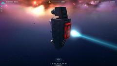Kushan Cloaked Fighter (Sastrei87) Tags: lego homeworld brickspace