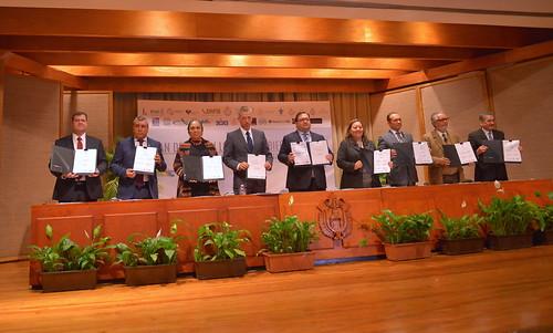 El gobernador Javier Duarte de Ochoa firmó el Plan de Acción Local del Gobierno Abierto