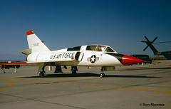 USAF, Convair NF-106B  Delta Dart (Ron Monroe) Tags: edwardsafb usaf interceptor convair unitedstatesairforce f106 deltadart 72507