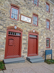 Moravian College, Bethlehem, PA (Robby Virus) Tags: windows house college stone wall architecture pennsylvania bethlehem moravian brethrens