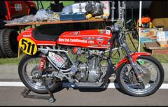 DUCATI (baffalie) Tags: old classic bike sport vintage italia expo retro motorbike moto italie ancienne motocycle classicas