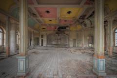 (sanuhi67) Tags: abandoned hall decay exploring explore saal urbex lostplace