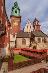 Wawel Castle (davecurry8) Tags: castle cathedral poland krakow wawel