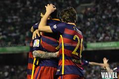 Betis - Barcelona 105 (VAVEL Espaa (www.vavel.com)) Tags: fotos bara rbb fcb betis 2016 fotogaleria vavel futbolclubbarcelona primeradivision realbetisbalompie ligabbva betisvavel barcelonavavel fotosvavel juanignaciolechuga