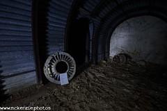 gift shop was closed (The Urban Adventure) Tags: dark underground kent nikon war buried military wwii tunnel ww2 dover lowepro torgoen hougham deepshelter d7200
