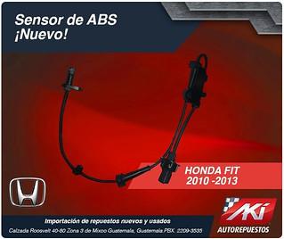 sensor de ABS FIT 2010-2013