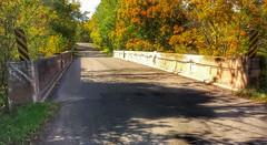Main Street--Black River Bridge- Ramsay MI (2) (kevystew) Tags: bridge michigan ramsay us2 nationalregister nationalregisterofhistoricplaces gogebiccounty mainstreetblackriverbridge