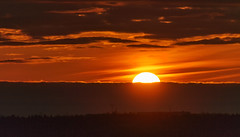 Sunrise (ri Sa) Tags: sky clouds sunrise finland helsinki pihlajamki