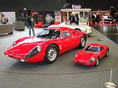 PORSCHE 904 Carrera GTS - 1964 (John Steam) Tags: salzburg classic vintage austria expo porsche oldtimer esso 904 1964 carrera gts tankstelle sportwagen 2015 rennsportwagen boxermotor knigswelle