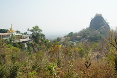 Mount Popa, Myanmar, March 2016