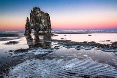 Iceland Iceland_collection Islandia Hvtserkur Nature Winter Travel Outdoors Horizon Over Land Horizon Over Water Explore Wonderlust (Nick Pandev) Tags: travel winter nature outdoors iceland islandia explore wonderlust hvtserkur horizonoverwater horizonoverland icelandcollection