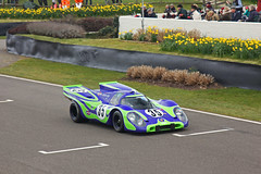 Psychedelic. (Florian Joly Photography) Tags: hot sexy cars girl wow photography amazing vincent meeting porsche member florian psychedelic 74 goodwood 917 gaye supercars 2016 74th joly flat12