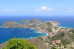 Guadeloupe, France - Islands of the Saints (GlobeTrotter 2000) Tags: travel sea west tourism beach island pain paradise saints carribean visit tropical loaf saintes guadeloupe sucre lessaintes indies surgar terredehaut