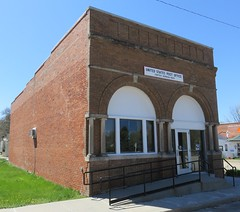 Post Office 68828 (Comstock, Nebraska) (courthouselover) Tags: nebraska ne sandhills postoffices comstock greatplains custercounty