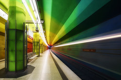 Munich subway (susan pau) Tags: subway munich mnchen ubahn