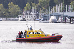 Royal Canadian Marine Search and Rescue (_32_2852) ([Rossco]:[www.rgstrachan.com]) Tags: canada vancouver boats britishcolumbia coalharbour royalcanadianmarinesearchandrescue