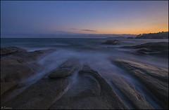 Roca Plana (antoniocamero21) Tags: costa color marina foto sony paisaje girona cielo catalunya brava roca rocas calonge plana