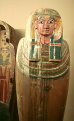Sarcophagus (Emily K P) Tags: wood chicago field museum wooden ancient painted egypt exhibit egyptian pharaoh sarcophagus mummy