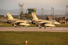 07-1020 & 07-1025 (Rob390029) Tags: plane scotland fighter force martin general aircraft aviation military air jet royal f16 block dynamics 60 turkish raf lossiemouth lochkheed b60 egqs tuaf 071020 071025