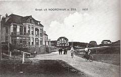 1086 - PC Noordwijk ZH (Steenvoorde Leen - 2.1 ml views) Tags: history strand boulevard postcards noordwijk kust ansichtkaart noordwijkaanzee badplaats oldcards oudnoordwijk