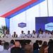 Más inversiones y empleos: Danilo Medina da primer palazo hotel Hampton Hilton
