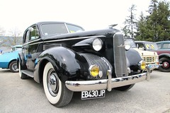 La Salle 39-50 Touring sedan (xwattez) Tags: old france car voiture american lasalle transports ancienne 2016 tarbes vhicule amricaine autortro boursedchanges