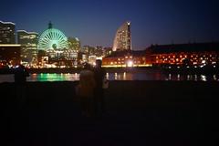 DSC02390c2 (haru__q) Tags: night view sony wharf yokohama 夜景 横浜 a7 summar leitz osanbashi 大さん橋埠頭