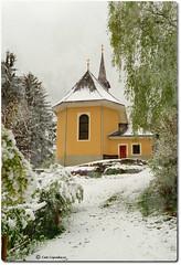 Winter in Spring (oar_square) Tags: church village carinthia kolbnitzaustria