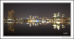 Baltimore, MD (Mike Keller Photo) Tags: cityscape skylines baltimore innerharbor charmcity baltimoreskyline