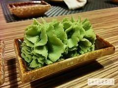 Wasabi (radi0head pix'el) Tags: food hot green japan japanese restaurant spicy japanesefood wasabi jap
