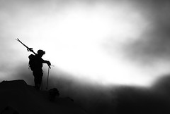 Photo: Vince Shuley (Arc'teryx Official) Tags: sunset photography skiing powder backcountry activity whistlerblackcomb arcteryx deepwinter zoyalynch