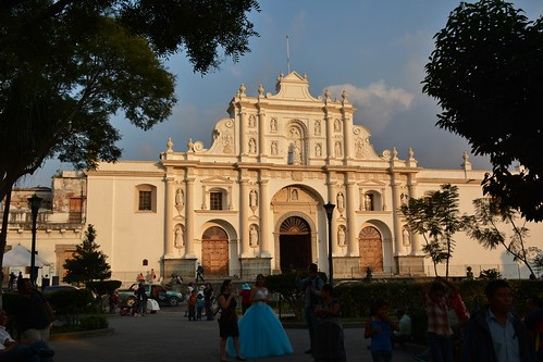 Thumbnail from Antigua Guatemala Cathedral