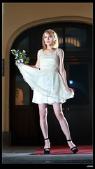 DP1U7704 (c0466art) Tags: blue portrait flower beautiful night canon bride photo eyes pretty dress gorgeous deep blond feeling cloth charming russian romatic 1dx c0466art