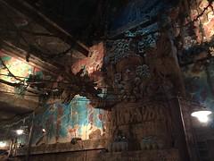 Tokyo DisneySea (jericl cat) Tags: disneysea river lost temple tokyo interior delta disney adventure queue mayan indianajones 2015 crystalskull