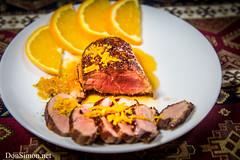 duck-3 (Stanislav Don Simon) Tags: food orange duck miel     magre   donsimonnet