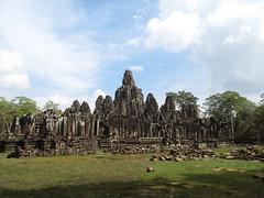 "Angkor: le Bayon <a style=""margin-left:10px; font-size:0.8em;"" href=""http://www.flickr.com/photos/127723101@N04/24214219331/"" target=""_blank"">@flickr</a>"