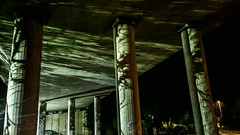Cornwall_New_Year_2015_2016_2016_01_01_23_55_56 (James Hyndman) Tags: england underpass cornwall unitedkingdom newyear flyover penzance mooseheads moosehead a30 concretepillars westcornwall gulval b3311 newyear2016