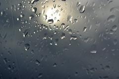 Watery Sunshine ... only just!! (AndyorDij) Tags: uk england storm window wet water sunshine rain unitedkingdom rutland waterdroplets 2016 empingham