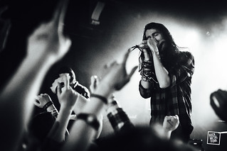 10-02-16 // Mayday Parade at Kavka // Shot by Jurriaan Hodzelmans
