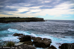 Jervis Bay (rectchana nay) Tags: ocean canon landscape eos bay amazing rocks australia 7d paysage rocher jervis australie