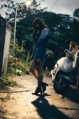 DSC08933 (WillyYang) Tags: portrait girl vintage 50mm bokeh sony taiwan taipei canonfd 50mmf12 50l sonyalpha bokehlicious 50mmf12l fd50mmf12 vsco sonya7