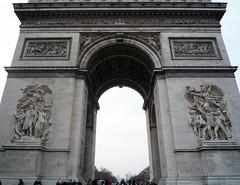 Chalgrin, Arc de Triomphe, 1806-36