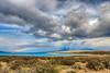 A place under clouds. (jaumedarenys) Tags: chile clouds rainbow novembre torresdelpaine hdr núvols 2014 arcdesantmartí eos5d