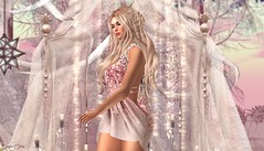 445 - Candy Dream (Sannita_Cortes) Tags: fashion female sl lel secondlife styles livia ikon virtualworld maitreya magika slink virtualfashion lelutka afidesigns voirposes