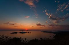 Corfu 2015 (Dembo) Tags: sunset vacation holiday flickr sonnenuntergang dusk urlaub greece 17mm afionas ef1740mmf4lusm canoneos5dmarkiii