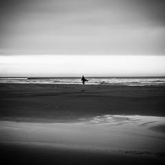 The Lone Surfer (Geraint Rowland Photography) Tags: ocean beach peru southamerica water canon solitude surf pacific playa surfing shore squareformat soul lone fullframe soulsurfer lefthand trujillo surfsup lonesurfer chicama southamericanadventure peruvianculture peruviansurf uncrowdedsurf soulfulblackandwhite instagram blackandwhitebeachphotography candidsurfphotography peruvianwaves geraintrowlandphotographychicama surfphotographyrowlandgeraint