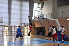 Dunk (AIA Basketball) Tags: germany poland 2012